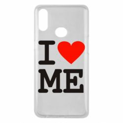 Чехол для Samsung A10s I love ME