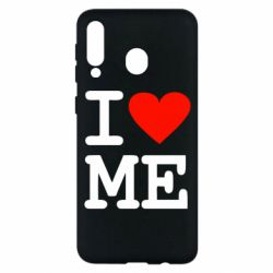 Чехол для Samsung M30 I love ME