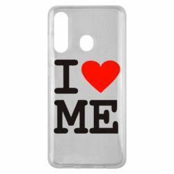 Чохол для Samsung M40 I love ME