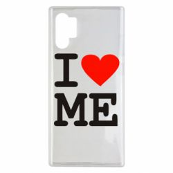 Чохол для Samsung Note 10 Plus I love ME