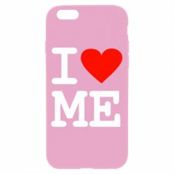 Чехол для iPhone 6/6S I love ME