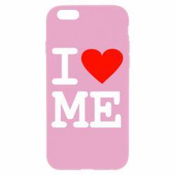 Чохол для iPhone 6/6S I love ME