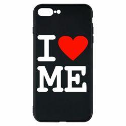 Чохол для iPhone 8 Plus I love ME