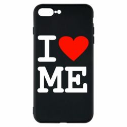 Чехол для iPhone 8 Plus I love ME - FatLine