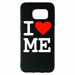 Чохол для Samsung S7 EDGE I love ME