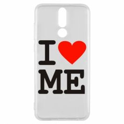 Чехол для Huawei Mate 10 Lite I love ME - FatLine