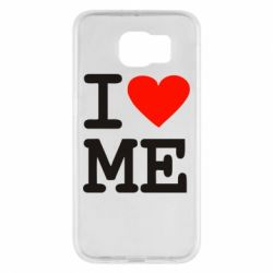 Чохол для Samsung S6 I love ME