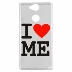 Чехол для Sony Xperia XA2 I love ME - FatLine