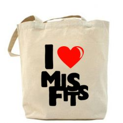 Сумка I love Misfits - FatLine