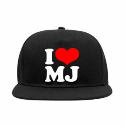 Снепбек I love MJ - FatLine