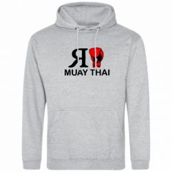 Толстовка I Love Muay Thai - FatLine