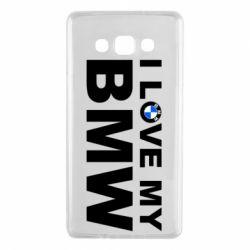 Чохол для Samsung A7 2015 I love my BMW