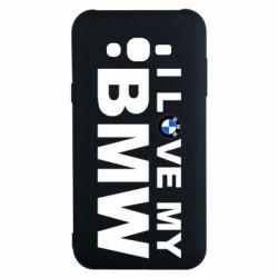 Чохол для Samsung J7 2015 I love my BMW