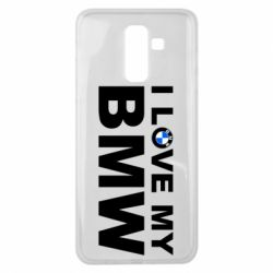 Чохол для Samsung J8 2018 I love my BMW