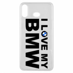 Чохол для Samsung A6s I love my BMW