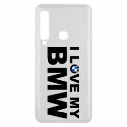 Чохол для Samsung A9 2018 I love my BMW