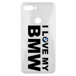 Чохол для Xiaomi Mi8 Lite I love my BMW