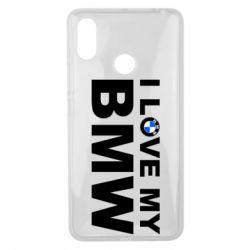 Чохол для Xiaomi Mi Max 3 I love my BMW