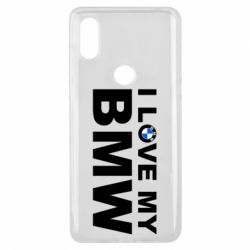 Чохол для Xiaomi Mi Mix 3 I love my BMW