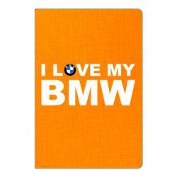 Блокнот А5 I love my BMW