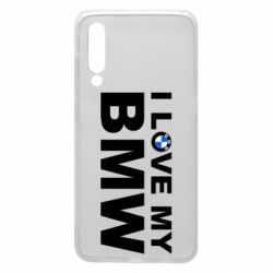Чохол для Xiaomi Mi9 I love my BMW