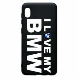 Чохол для Samsung A10 I love my BMW