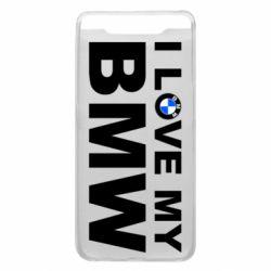 Чохол для Samsung A80 I love my BMW