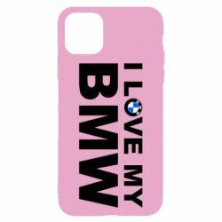 Чохол для iPhone 11 I love my BMW