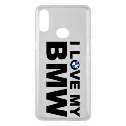 Чохол для Samsung A10s I love my BMW