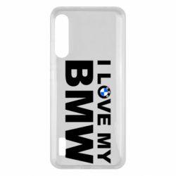Чохол для Xiaomi Mi A3 I love my BMW