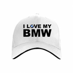 Кепка I love my BMW - FatLine