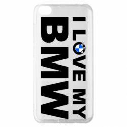 Чохол для Xiaomi Redmi Go I love my BMW