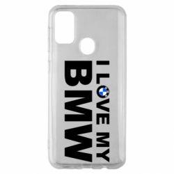 Чохол для Samsung M30s I love my BMW