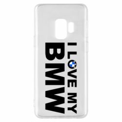 Чохол для Samsung S9 I love my BMW