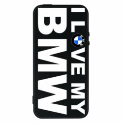 Чохол для iphone 5/5S/SE I love my BMW
