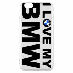Чохол для iPhone 6/6S I love my BMW