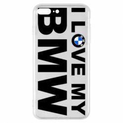 Чохол для iPhone 7 Plus I love my BMW