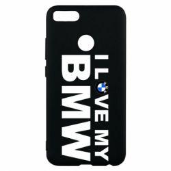 Чохол для Xiaomi Mi A1 I love my BMW