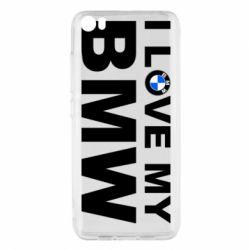 Чохол для Xiaomi Mi5/Mi5 Pro I love my BMW