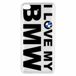 Чохол для Xiaomi Mi 5s I love my BMW