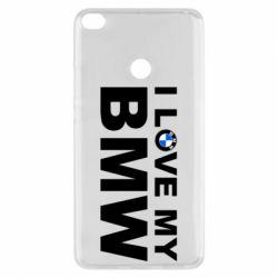 Чохол для Xiaomi Mi Max 2 I love my BMW
