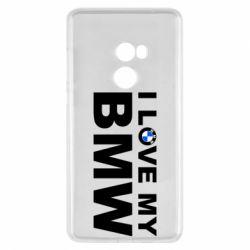 Чохол для Xiaomi Mi Mix 2 I love my BMW