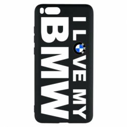 Чохол для Xiaomi Mi Note 3 I love my BMW