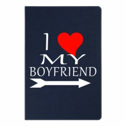 Блокнот А5 I love my boyfriend