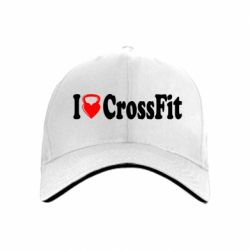 Кепка I love my CrossFit - FatLine