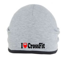 Шапка I love my CrossFit - FatLine