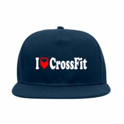 Снепбек I love my CrossFit - FatLine