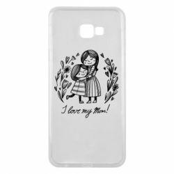Чохол для Samsung J4 Plus 2018 I love my mom