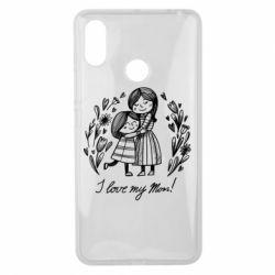 Чохол для Xiaomi Mi Max 3 I love my mom