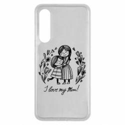 Чохол для Xiaomi Mi9 SE I love my mom
